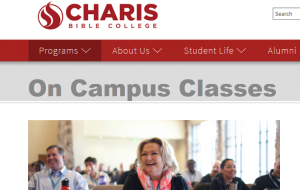 Charis Bible College — Andrew Wommack Ministries