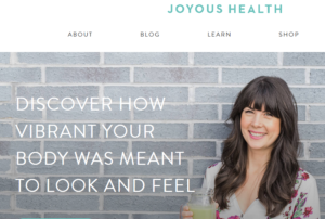 Joyous Health Channel | Take Charge of Your Health Naturally – Joy McCarthy