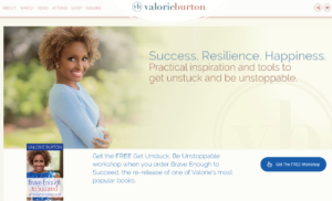 Valorie Burton | Founder of The Coaching and Positive Psychology (CaPP) Institute