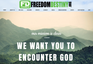 Freedom Destiny Church Channel | Pastors Adam and Candice Smithyman – Orange Park, Florida